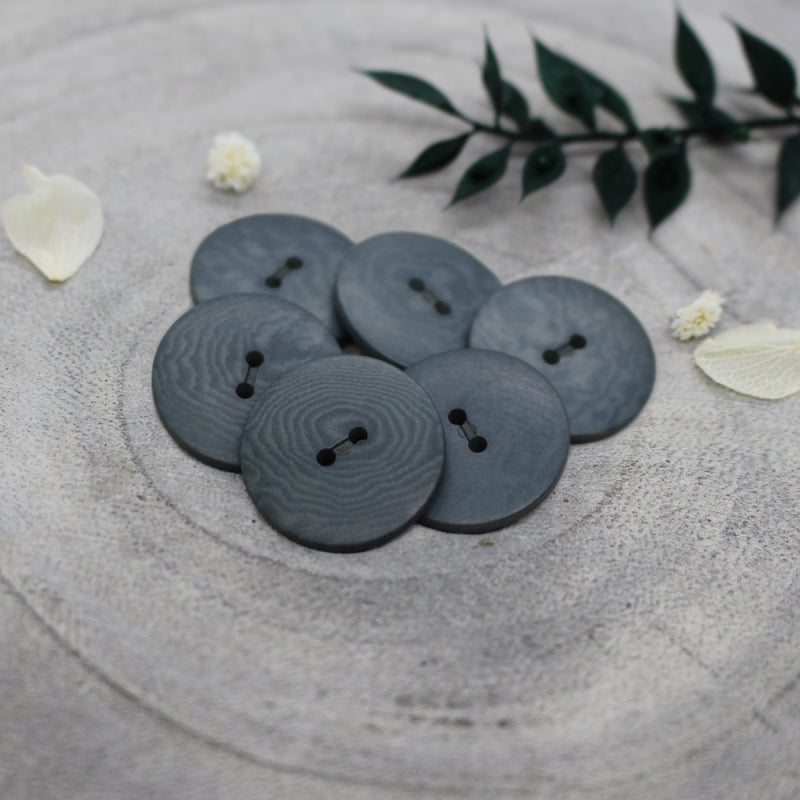 Atelier Brunette Palm Buttons in Smokey