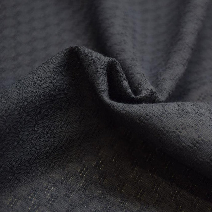 Cousette Marcello Cotton Jacquard in Anthracite