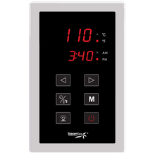 Load image into Gallery viewer, Rectangle Digital Control Panel w/ Programmable Memory Setting For All SteamSpa Models