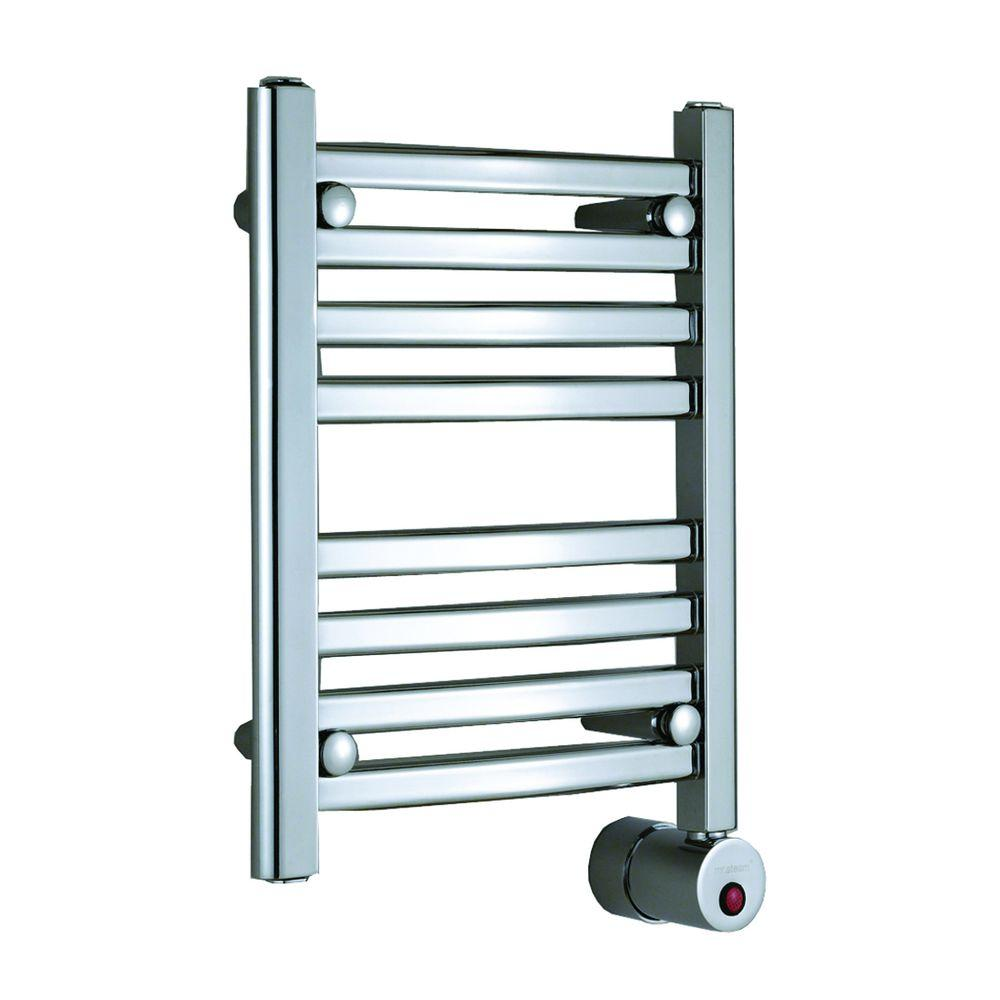 Mr Steam – Wall Mounted 8-Bar Electric Towel Warmer