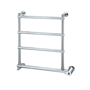 Mr Steam – W 542 Wall Mounted 4-Bar Electric Towel Warmer