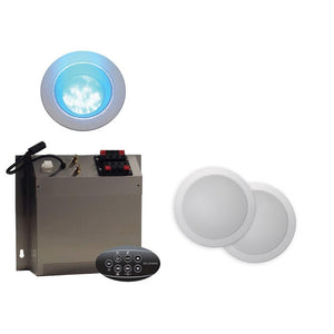 Mr Steam - ChromaSound Package In-Shower Light and Sound System