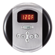 Load image into Gallery viewer, Round Analog Control Panel w/ Programmable Memory Setting For All SteamSpa Models