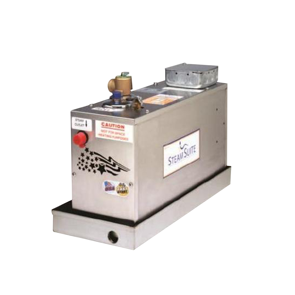Thermasol - SRS SteamSuite Residential Steam Generator