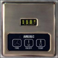 Amerec - KT60 - 60-Minute Digital Control Kit with Built in Temperature Sensor