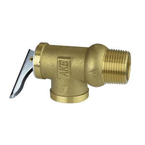 Included: Pressure Relief Valve