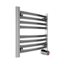 Load image into Gallery viewer, Mr Steam – Wall Mounted 8-Bar Electric Towel Warmer