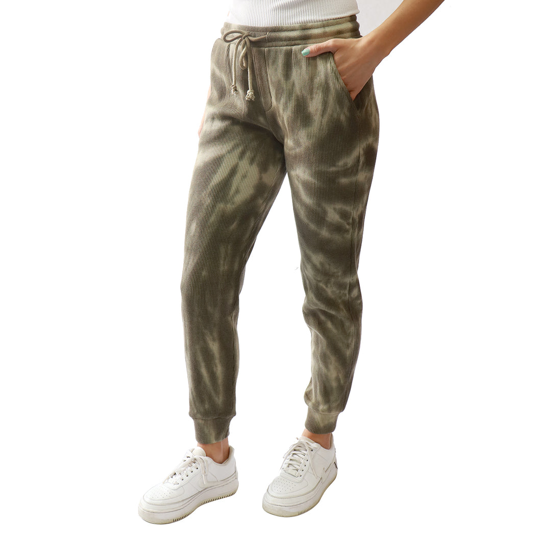 RD Tie Dye Olive Jogger