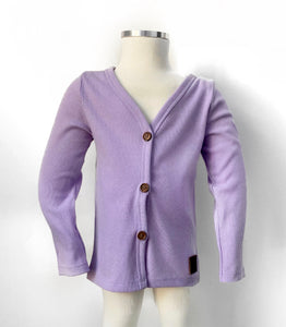 BH Infant Lavender Cardigan