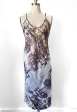 RD Tie Dye Silk Slip Dress