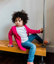 BH Kids Bubblegum Cardigan