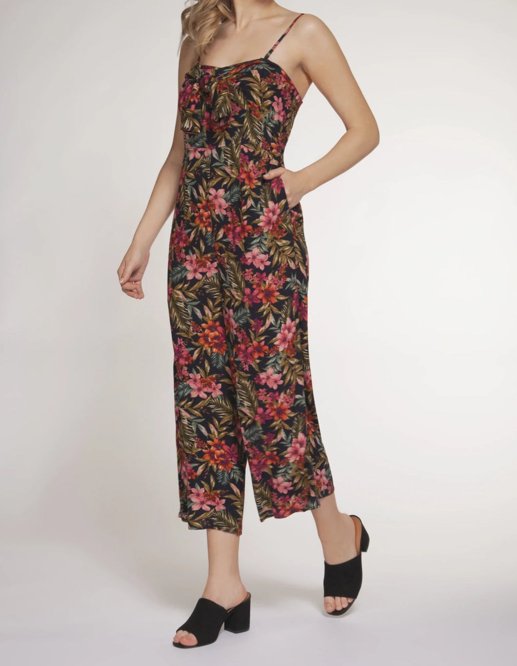 DEX Hawaiian Jumpsuit