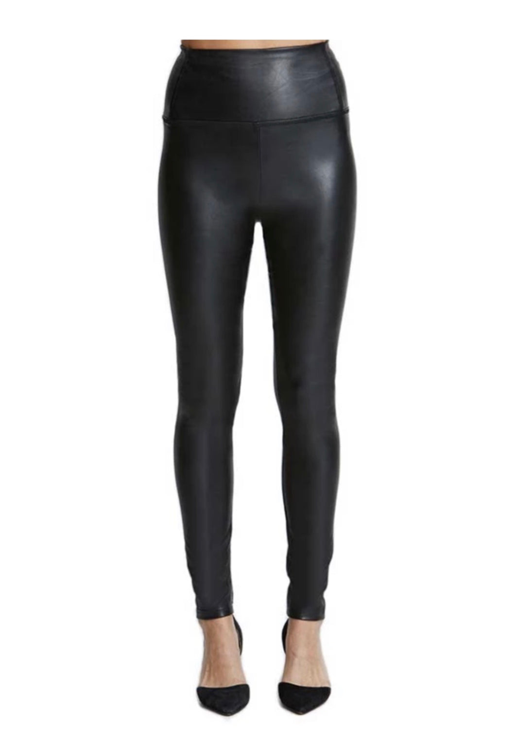 RD Vegan Leather Legging Pant