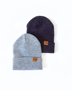 TCM Unisex Cuffed Winter Beanie