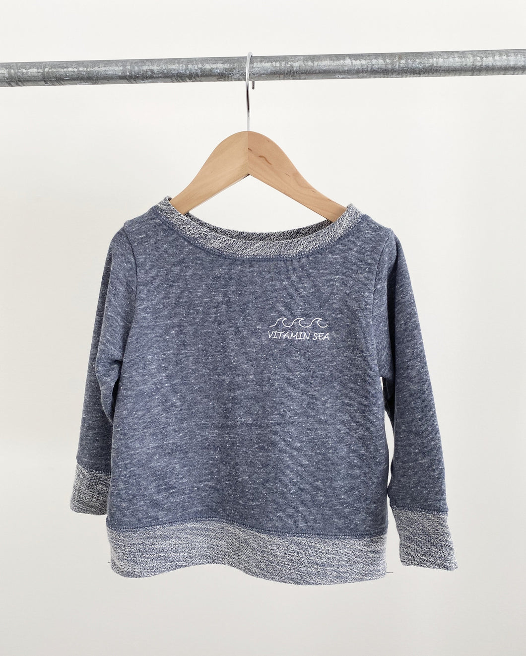 MM Vitamin Sea French Terry Sweatshirt