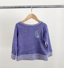 MM Mermaid Soul French Terry Sweatshirt