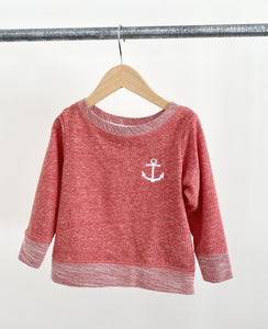 MM Anchor French Terry Sweatshirt