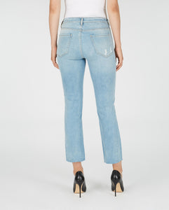 Numero High Rise Straight Crop