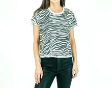 SF Zebra Reversible Tee