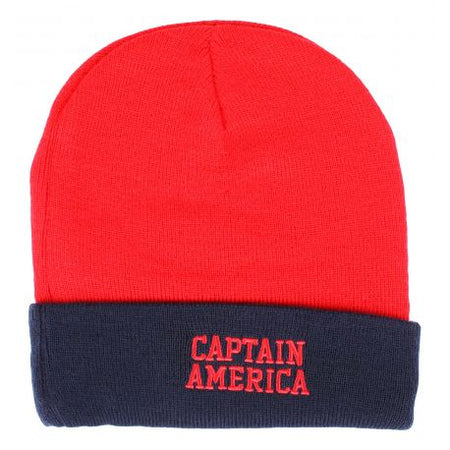 Bonnet Captain America Marvel - Captain Retro Shield - MOVIESTORE