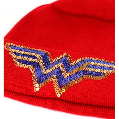 Bonnet DC Comics - Wonder Woman - MOVIESTORE