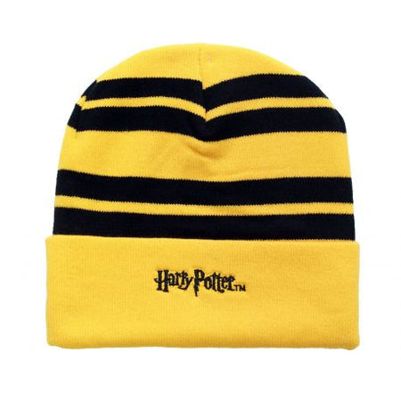 Bonnet Harry Potter - Hufflepuff Logo Poufsouffle - MOVIESTORE