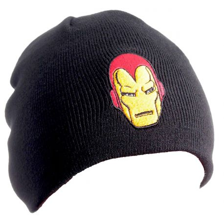 Bonnet Iron Man Marvel - Iron Man - MOVIESTORE