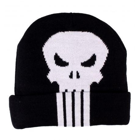 Bonnet Punisher Marvel - Punisher Big Head - MOVIESTORE