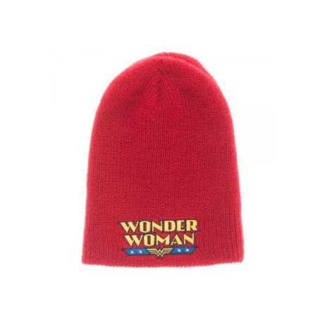 Bonnet reversible DC Comics - Wonder Woman - MOVIESTORE