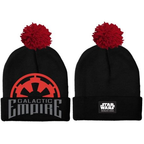 Bonnet Star wars Rogue One - Galactic Empire - MOVIESTORE