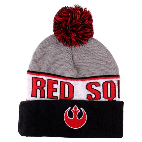 Bonnet Star wars Rogue One - Red Squadron - MOVIESTORE