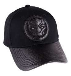 Casquette Black Panther Marvel - Deluxe - MOVIESTORE