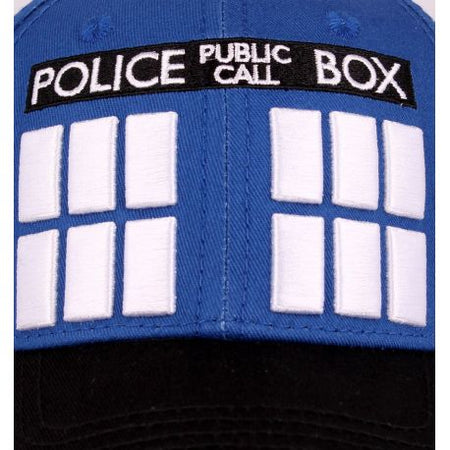 Casquette Doctor Who - Tardis - MOVIESTORE
