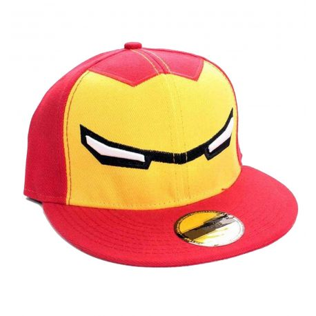 Casquette Iron Man Marvel - Civil War - MOVIESTORE