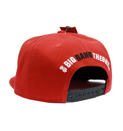 Casquette The Big Bang Theory - Bazinga - MOVIESTORE