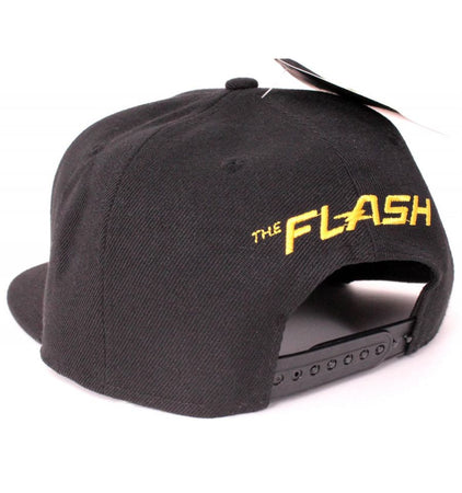 Casquette The Flash DC Comics - Logo 3D - MOVIESTORE