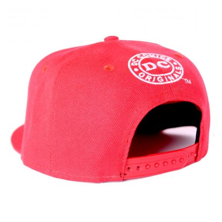 Casquette The Flash DC Comics - Logo Basic - MOVIESTORE