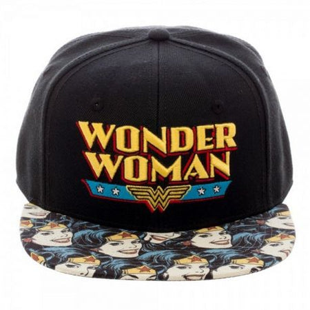 Casquette Wonder Woman DC Comics  Halftone - MOVIESTORE