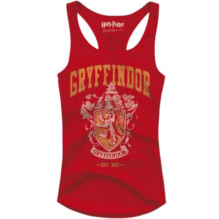 Debardeur Harry Potter femme - Griffindor Old School - MOVIESTORE