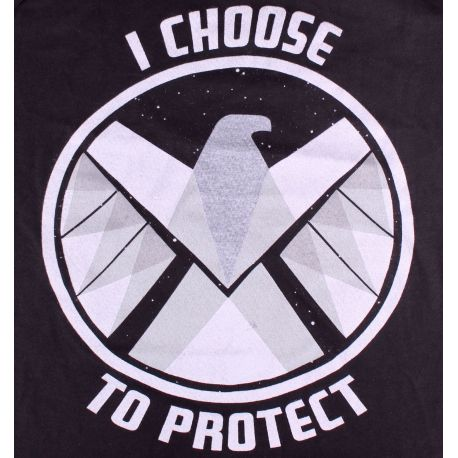 Debardeur The Shield Marvel - I Choose To Protect - MOVIESTORE