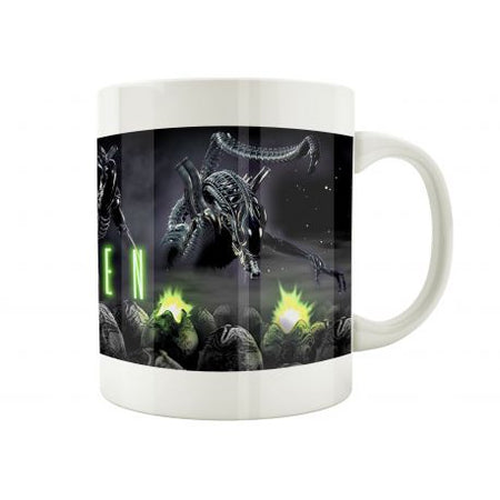 Mug Alien - Xenomoph Eggs - MOVIESTORE