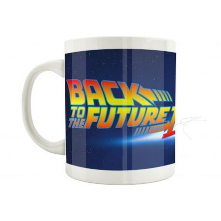Mug Back to the Future - Delorean - MOVIESTORE
