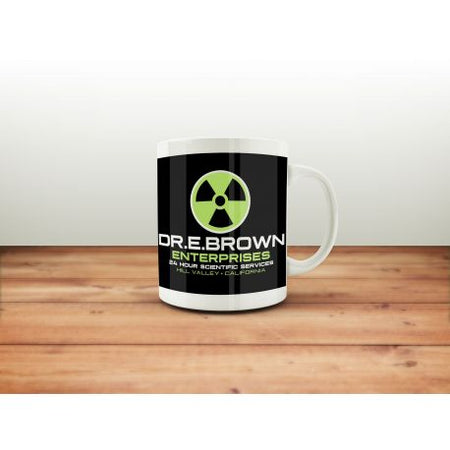 Mug Back to the Future - Ed Brown Entreprise - MOVIESTORE