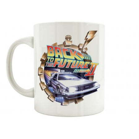 Mug Back to the Future - Machine time - MOVIESTORE