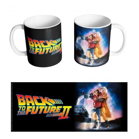 Mug Back to the Future - Marty & Doc - MOVIESTORE