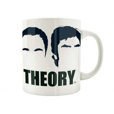 Mug Big Bang Theory - Head Team - MOVIESTORE