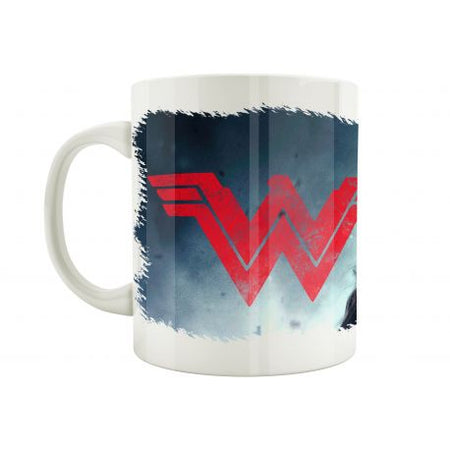 Mug DC Comics BVS - Wonder Woman - MOVIESTORE