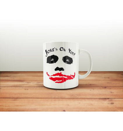 Mug DC Comics JOKER - Why So Serious - MOVIESTORE
