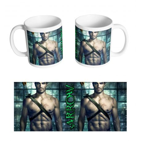 Mug DC Comics The Arrow - Oliver Queen - MOVIESTORE