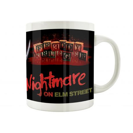 Mug Freddy Krueger - A Nightmare - MOVIESTORE